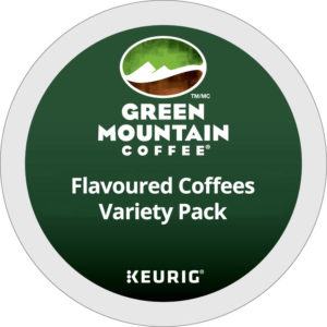 Green Mountain Flavoured Coffees Variety Pack