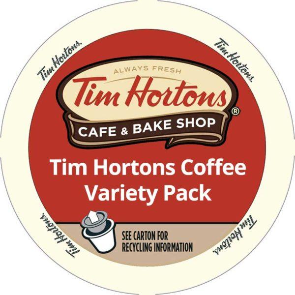 Tim Hortons Coffee Variety Pack
