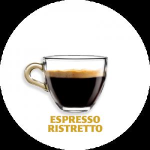 coco.bm Nespresso section icon - glass espresso cup