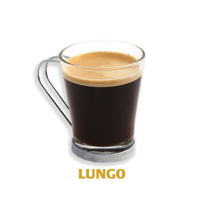 Nespresso Lungo graphic