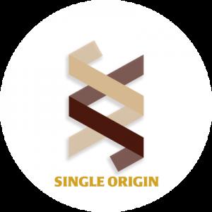 coco.bm Nespresso section icon - single origin double helix