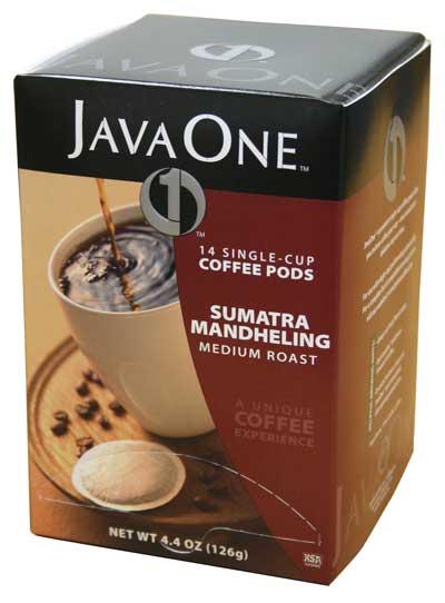 sumatra mandheling from java one coco